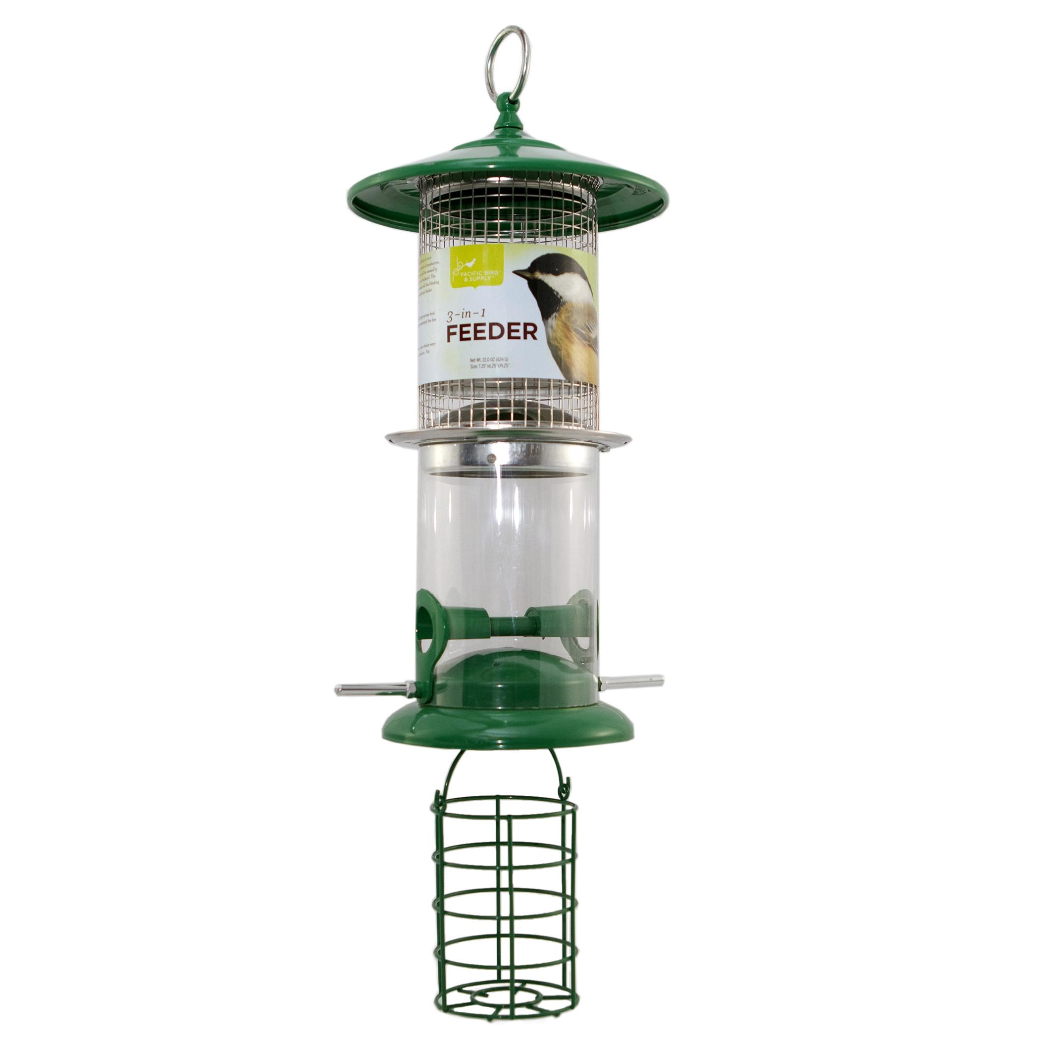 "Pacific Bird & Supply Co Inc 7.25"" X 6.25"" X 19.25"" Green..."