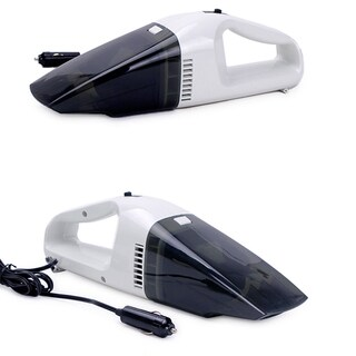 60W Super Suction Mini 12V Wet and Dry Handheld Portable Car Vacuum Cleaner