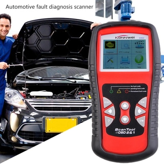KW830 Car Vehicle CAN OBDII Diagnostic Tool Auto Scanner Fault Code Reader
