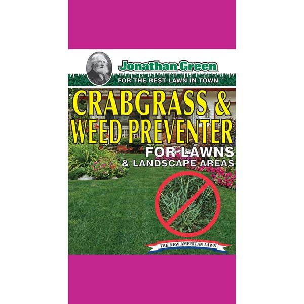 Shop Jonathan Green Crabgrass And Weed Control 36lbs Free