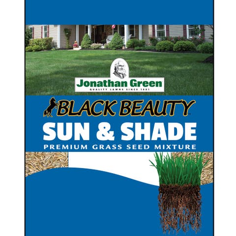 Jonathan Green Sun and Shade Grass Seed Mixture, 25-Pound