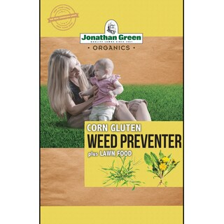Jonathan Green 5M Organic Weed Preventer + Fertilizer 10-0-0