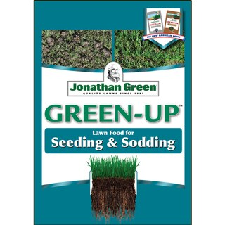 Jonathan Green 15M Green Up Sod & Seeding Lawn Fertilizer 12-18-8