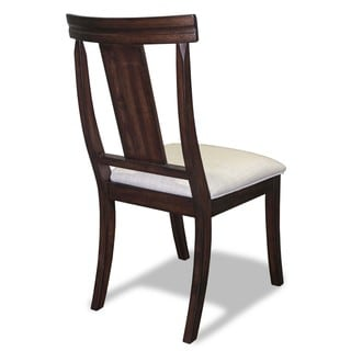 Best Master Furniture Angel Wood/Birch Dining Chairs (Set of 2)