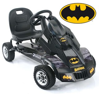 Hauck Batman Batmobile Ride-On Pedal Go-Kart