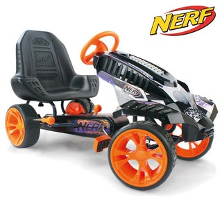 Hauck Nerf Battle Racer Ride-On Pedal Go-Kart