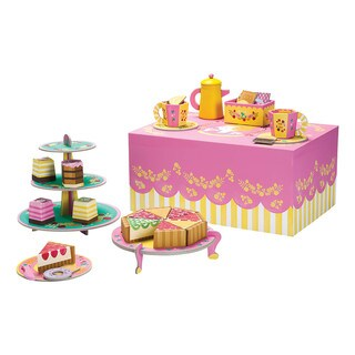 Krooom Tea Party Playset