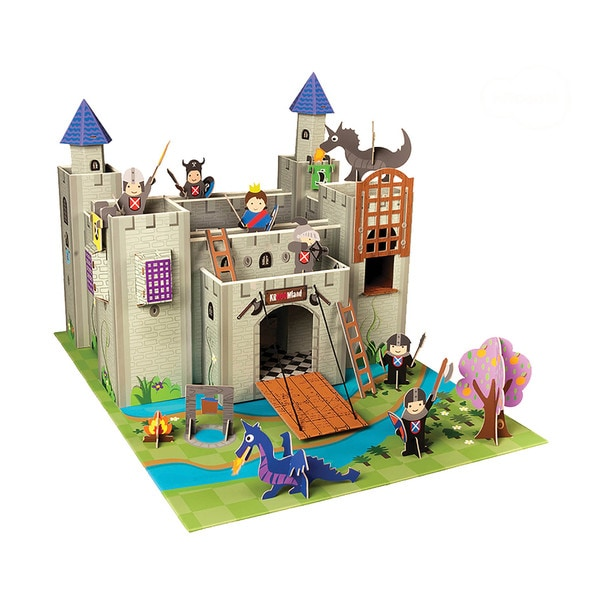 Krooom Knights Castle Playset