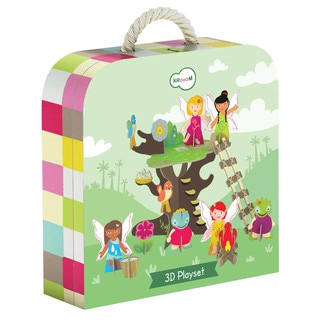 Krooom Fairies Tree Playset