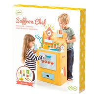 Krooom Saffron Chef Kitchen Playset