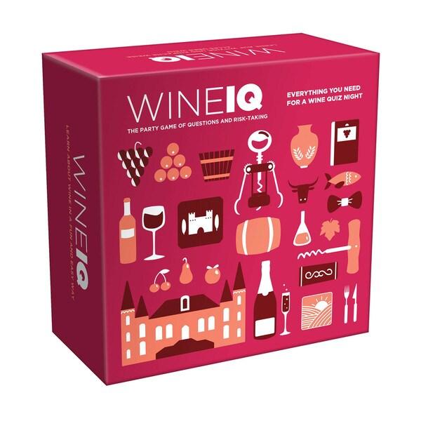 HELVETIQ Wine IQ Card Game