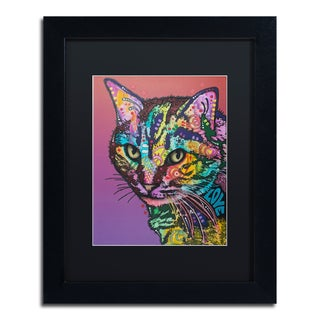 Dean Russo 'Lucy Custom-4' Matted Framed Art