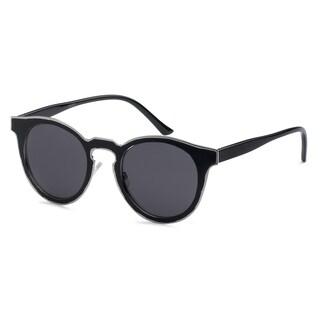 Mechaly Cat Eye Style MES2701 Women's Black Frame with Black Lens Sunglasses