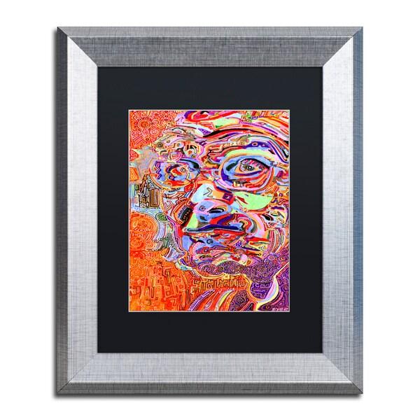 Josh Byer 'Chairman Of A 1966 Draft Board' Matted Framed Art