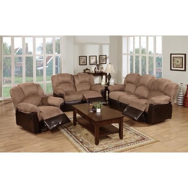 Drummond 3 Piece Living Room Set In: Shop Wilson Motion 3 Piece Living Room Set