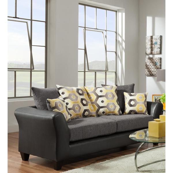 Sofa Trendz Daryl Graphite