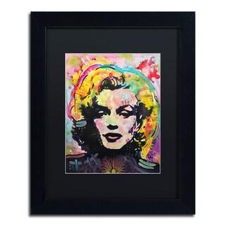 Dean Russo 'Marilyn 2' Matted Framed Art