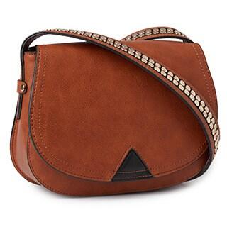Steve Madden Potter Studded Strap Crossbody Handbag