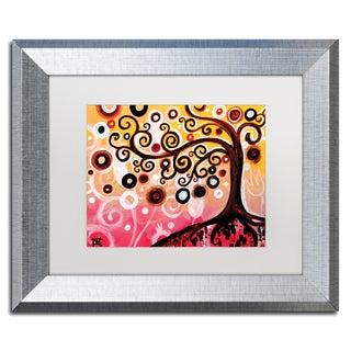 Natasha Wescoat '062' Matted Framed Art