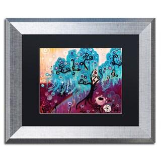 Natasha Wescoat '033' Matted Framed Art
