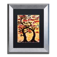 Natasha Wescoat '012' Matted Framed Art