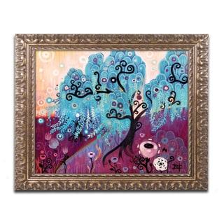 Natasha Wescoat '033' Ornate Framed Art