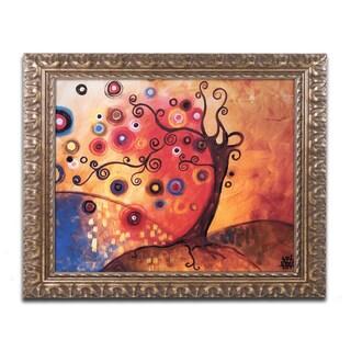 Natasha Wescoat '013' Ornate Framed Art
