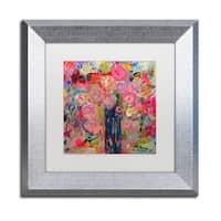 Carrie Schmitt 'Release' Matted Framed Art