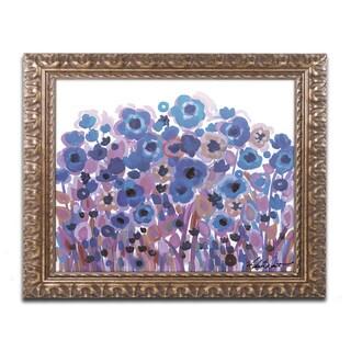 Natasha Wescoat '009' Ornate Framed Art