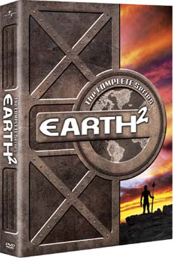 Earth 2: The Complete Series (DVD)