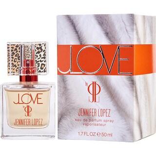 Jennifer Lopez Jlove Women's 1.7-ounce Eau de Parfum Spray