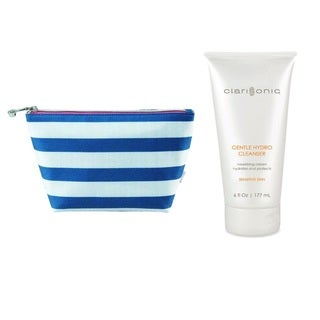 Clarisonic Gentle 6-ounce Hydro Cleanser with Bleached Navy Travel Bag