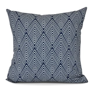 Lifeflor, Geometric Print Outdoor Pillow