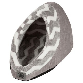 Snoozzy Hip as a Zig Zag Hide and Seek Pet Bed