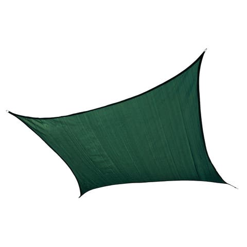 Shade Sail Square - Heavyweight (Attachment point/pole not included) 16 x 16 ft. - 16x16