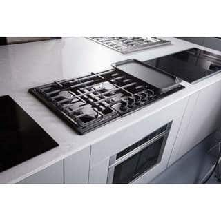 """NGM8665UC 800 Series 36"""" Wide Gas Cooktop