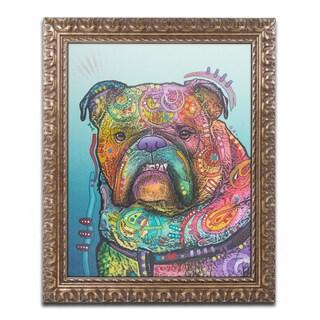 Dean Russo 'Vinny' Ornate Framed Art