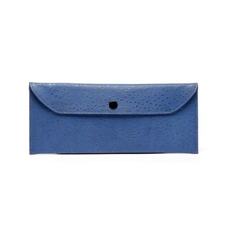 Viva Bags Blue Envelope Clutch - Small