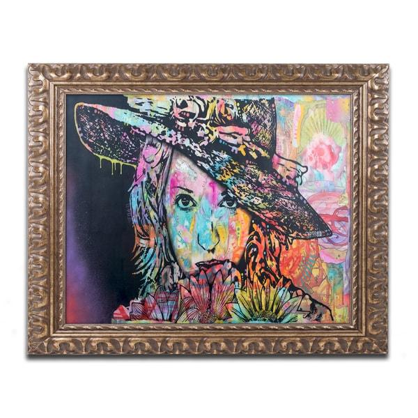 Dean Russo 'Venus' Ornate Framed Art