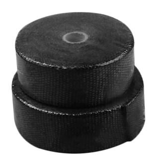 Hot Roll Fiberglass Cloth Exhaust Header Pipe Heat Wrap Tape+6 Ties Kit