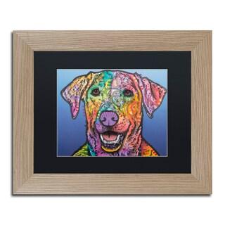 Dean Russo 'Rocco Custom-2' Matted Framed Art