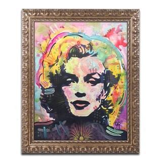 Dean Russo 'Marilyn 2' Ornate Framed Art