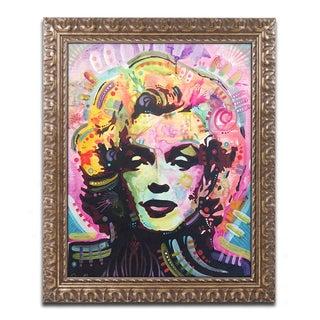 Dean Russo 'Marilyn 1' Ornate Framed Art