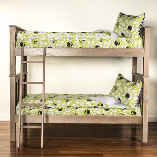 Full Circle Green Zippered Bunkie Set
