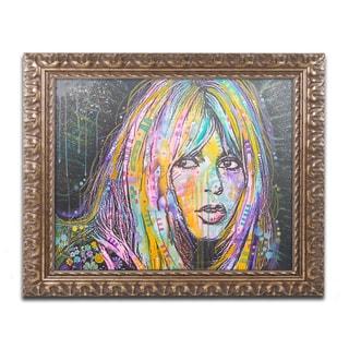 Dean Russo 'Bardot1' Ornate Framed Art
