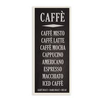 Whole Latte Caffe Sign Wall Plaque Art