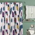 Dream Catcher Feathers Shower Curtain