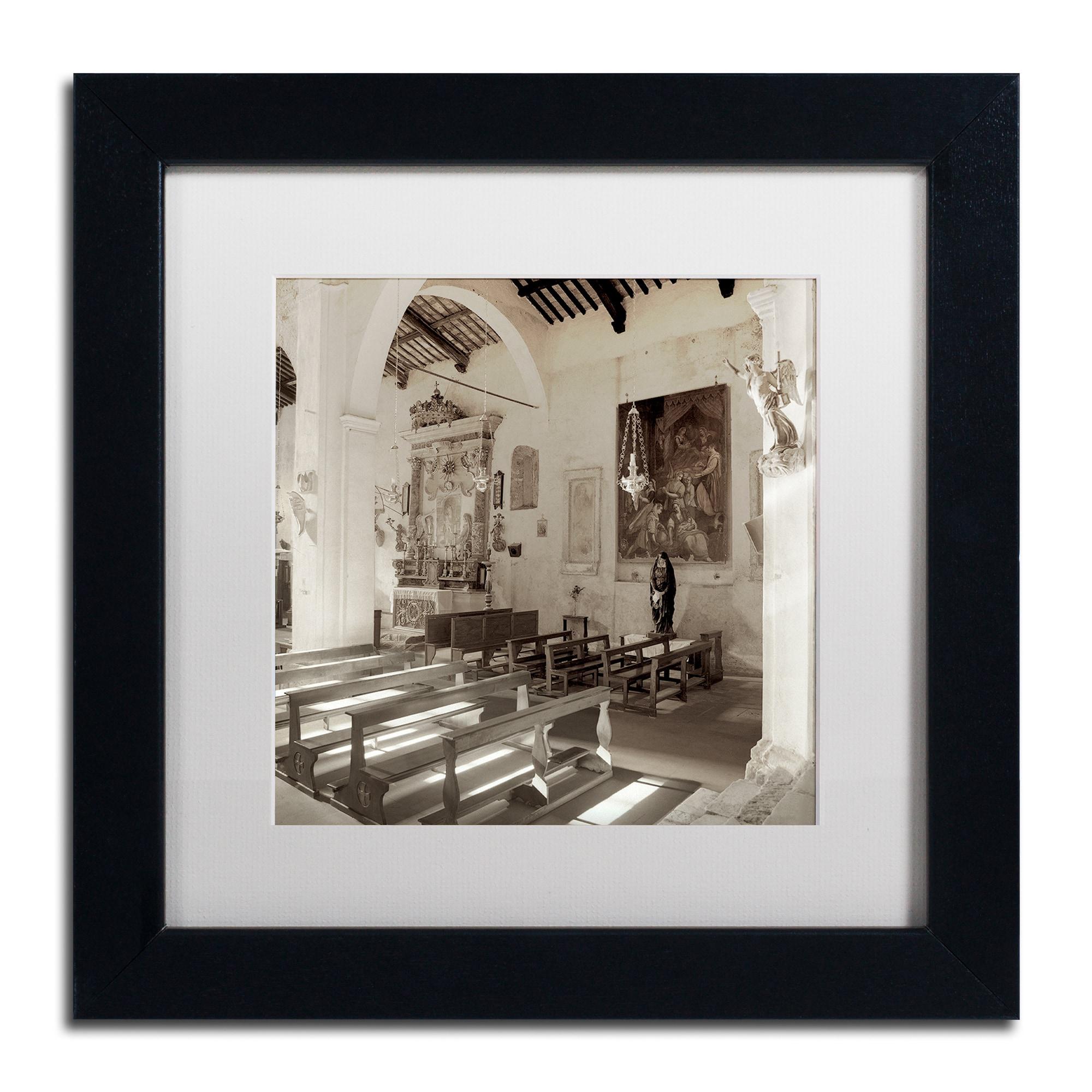 Trademark Alan Blaustein 'Banogregio I' Matted Framed Art...