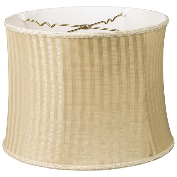 Royal designs bell drum designer lamp shade burlap 12 x 13 x 10 royal designs bell drum designer lamp shade burlap 12 x 13 x 10 aloadofball Image collections