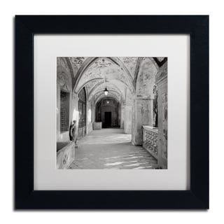 Alan Blaustein 'Padova I' Matted Framed Art
